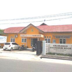 Website Resmi Kelurahan Syamsudin Noor